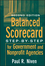 Balanced Scorecard: Step-by-Step for Government and Nonprofit Agencies, 2nd Edition (0470180021) cover image
