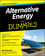 Alternative Energy For Dummies (0470430621) cover image
