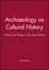 Archaeology as Cultural History: Words and Things in Iron Age Greece (0631196021) cover image