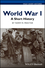World War I: A Short History (1118951921) cover image