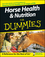 Horse Health and Nutrition For Dummies (0470239522) cover image