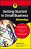 Getting Started In Small Business For Dummies, Third Australian and New Zealand Edition (0730333922) cover image