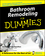 Bathroom Remodeling For Dummies (0764525522) cover image
