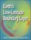 Earth's Low Latitude Boundary Layer (0875909922) cover image