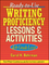 Ready-to-Use Writing Proficiency Lessons and Activities: 4th Grade Level (0130420123) cover image