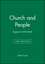 Church and People: England 1450-1660, 2nd Edition (0631214623) cover image