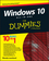 Windows 10 All-in-One For Dummies (1119038723) cover image