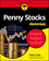Penny Stocks For Dummies, 2nd Edition (1119191823) cover image