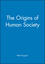 The Origins of Human Society (1577181123) cover image