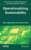 Operationalizing Sustainability (1848218923) cover image