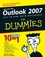 Outlook 2007 All-in-One Desk Reference For Dummies (0470046724) cover image