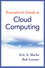 Executive's Guide to Cloud Computing (0470521724) cover image