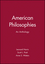 American Philosophies: An Anthology (0631210024) cover image
