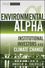 Environmental Alpha: Institutional Investors and Climate Change  (0470290625) cover image