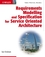 Requirements Modelling and Specification for Service Oriented Architecture (0470712325) cover image