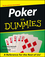 Poker For Dummies (0764552325) cover image