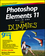 Photoshop Elements 11 All-in-One For Dummies (1118408225) cover image