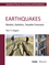 Earthquakes: Models, Statistics, Testable Forecasts (1118637925) cover image