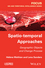 Spatio-temporal Approaches: Geographic Objects and Change Process (1848215525) cover image
