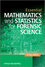 Essential Mathematics and Statistics for Forensic Science (0470742526) cover image