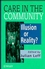 Care in the Community: Illusion or Reality? (0471969826) cover image