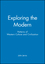 Exploring the Modern: Patterns of Western Culture and Civilization (0631196226) cover image