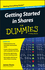 Getting Started in Shares For Dummies Australia, 3rd Australian Edition (0730320626) cover image