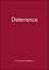 Deterrence (0745631126) cover image