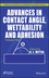 Advances in Contact Angle, Wettability and Adhesion: Volume 1 (1118472926) cover image
