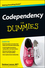 Codependency For Dummies (1118095227) cover image