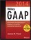 Wiley GAAP 2014: Interpretation and Application of Generally Accepted Accounting Principles (1118734327) cover image