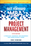 The Fast Forward MBA in Project Management, 5th Edition (1119148227) cover image