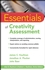 Essentials of Creativity Assessment (0470137428) cover image