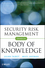 Security Risk Management Body of Knowledge (0470454628) cover image