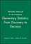 Minitab Manual to accompany Elementary Statistics: From Discovery to Decision (0471267228) cover image