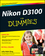 Nikon D3100 For Dummies (1118004728) cover image
