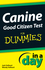 Canine Good Citizen Test In A Day For Dummies (1118377028) cover image