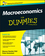 Macroeconomics For Dummies - UK, UK Edition (1119026628) cover image
