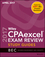 Wiley CPAexcel Exam Review April 2017 Study Guide: Business Environment and Concepts (1119369428) cover image
