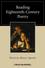Reading Eighteenth-Century Poetry (1405153628) cover image