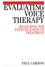 Evaluating Voice Therapy: Measuring the Effectiveness of Treatment (1861561628) cover image