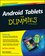 Android Tablets For Dummies, 3rd Edition (1119126029) cover image
