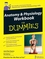 Anatomy & Physiology Workbook For Dummies (047016932X) cover image