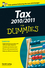 Tax 2010 / 2011 For Dummies (047066472X) cover image