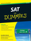 SAT For Dummies, 7th Edition (047088052X) cover image