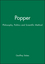 Popper: Philosophy, Politics and Scientific Method (074560322X) cover image