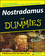 Nostradamus For Dummies (076458412X) cover image