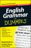 English Grammar For Dummies, 2nd Australian Edition (111849332X) cover image