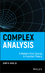 Complex Analysis: A Modern First Course in Function Theory (111870522X) cover image