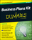 Business Plans Kit For Dummies, 4th Edition (111872562X) cover image